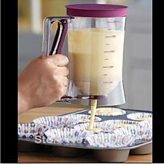 tanie -Narzędzie do dekorowania Dozownik do ciasta Placek Tort Chleb Plastikowy Ekologiczne DIY Wysoka jakość