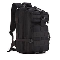 40 L Sırt Çantası Paketleri sırt çantası Avlanma Kamp & Yürüyüş Seyahat Toz Geçirmez Giyilebilir Çok Fonksiyonlu