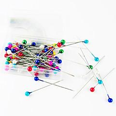 halpa Lasten puuhasetit-100kpl helmi pin quilling työkalu paperi liikkuvan DIY paperi kukkia työkalu käsintehty
