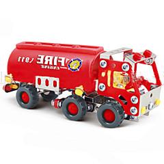 Kit Lucru Manual Puzzle 3D Puzzle Metal Jucării pentru mașini Vehicul Pompieri Jucarii Mașină Reparații Bucăți