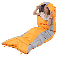 Sleeping Bag Envelope / Rectangular Bag 15°C Thick 220X75 Camping / Hiking Traveling Single