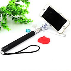 Mini ausfahrbaren behandelt Stick mit einem eingebauten Fernauslöser entworfen für Apple, Android Smartphones