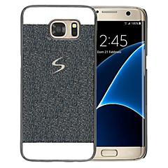 Недорогие Чехлы и кейсы для Galaxy Note 5-Кейс для Назначение SSamsung Galaxy С узором Кейс на заднюю панель Сияние и блеск Твердый ПК для Note 5 Note 4 Note 3 Grand Prime Core