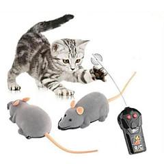 Juguetes con radio control Animales Juguetes Ratón 1 Piezas Halloween Navidad Día del Niño Regalo