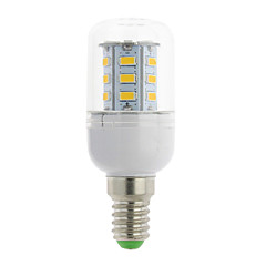 cheap LED Bulbs-300 lm E14 G9 GU10 E26/E27 E26 E12 B22 LED Corn Lights T 24 leds SMD 5730 Warm White Cold White AC 85-265V