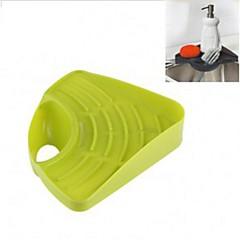 abordables Almacenamiento para la Cocina-1pc Repisas y Soportes Plástico Fácil de Usar Organización de cocina