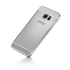 halpa Galaxy S3 kotelot / kuoret-Varten Samsung Galaxy S7 Edge Pinnoitus Etui Takakuori Etui Yksivärinen PC SamsungS7 edge / S7 / S6 edge plus / S6 edge / S6 / S5 / S4 /