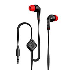 langsdom jd88 drive-by-wire metalowe słuchawki słuchawki douszne z regulacją głośności mikrofonu zestawu słuchawkowego izolujące hałas