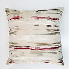 Polyesteri Tyynynpäälinen,Raidoitettu Traditionaalinen/klassinen