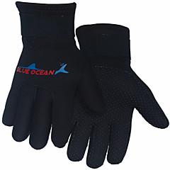 Diving Gloves Neoprene Full-finger Gloves Waterproof Thermal / Warm Diving Unisex
