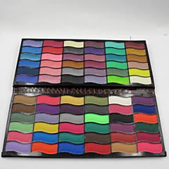 72 Colors Παλέτες σκιών Λαμπύρισμα Παλέτα σκιάς ματιών Πούδρα Σετ Machiaj Zilnic / Machiaj Prințesă