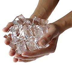 magiczne rekwizyty absorpcji wody ekspansja kostki lodu