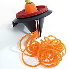 1 db Cutter & Slicer For Növényi / Gyümölcs Rozsdamentes acél Több funkciós / Jó minőség