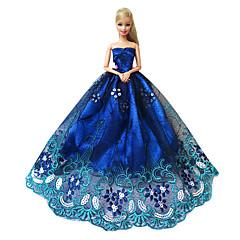 Prinses Jurken Voor Barbiepop Jurken Voor voor meisjes Speelgoedpop