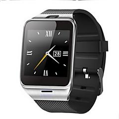 أول بلوتوث NFC gv18 ساعة ذكية كاميرا smartwatch جي إس إم بطاقة سيم لدائرة الرقابة الداخلية والروبوت الهاتف