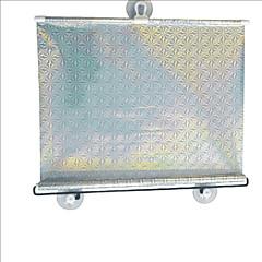 abordables Cuidado Exterior-carking retractable rodillo de la ventana del coche del vehículo parasol protector ciego ™ con ventosas (58 * 125)