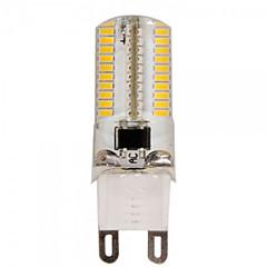 preiswerte LED-Birnen-1pc 6 W 550-600 lm E14 / G9 / G4 LED Mais-Birnen T 80 LED-Perlen SMD 3014 Abblendbar Warmes Weiß / Kühles Weiß 220-240 V / 110-130 V / 1 Stück / RoHs