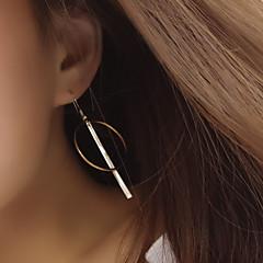 preiswerte Ohrringe-Damen Ohrstecker Kreolen - damas Europäisch Simple Style Schmuck Gold Für Party Alltag Normal