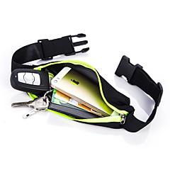 Χαμηλού Κόστους Σακίδια & Τσάντες-Clothin <20LLΚινητό τηλέφωνο τσάντα Belt Pouch Τσαντάκια Μέσης για Κατασκήνωση & Πεζοπορία Ψάρεμα Αναρρίχηση Ανάβαση Αθλήματα Αναψυχής