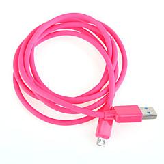 USB pentru încărcare rapidă încărcător cablu de cablu pentru Samsung cablu generală smartphone Android (1,5 m)