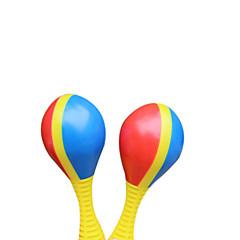 martillo de plástico amarillo arena para niños mayores de 3 instrumentos musicales de juguete