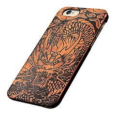 Для Кейс для iPhone 5 Чехлы панели Рельефный Задняя крышка Кейс для Мультипликация Твердый Дерево для Apple iPhone SE/5s iPhone 5