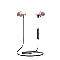 AWEI A860BL Hovedtelefoner (I Øret)ForMedie Player/Tablet / Mobiltelefon / ComputerWithMed Mikrofon / DJ / Lydstyrke Kontrol / Gaming /