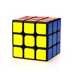 ieftine Cub Magic-cubul lui Rubik YONG JUN 3*3*3 Cub Viteză lină Cuburi Magice puzzle cub nivel profesional Viteză Pătrat Crăciun An Nou Zuia Copiilor Cadou