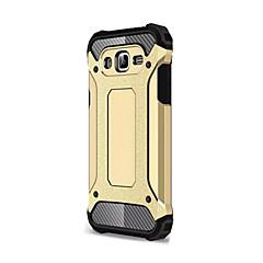 Na Samsung Galaxy Etui Odporne na wstrząsy Kılıf Etui na tył Kılıf Zbroja Miękkie Silikon SamsungJ7 (2016) / J7 / J5 / J1 (2016) / J1