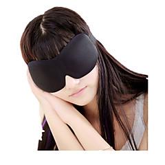 abordables Comodidad de Viaje-Máscara de Viaje para Dormir 3D Descanso en Viaje Sin costura Transpirabilidad 1 juego para Viaje