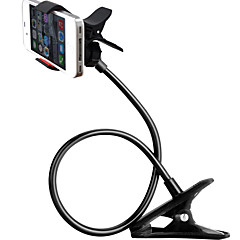 cheap Weekly Deals-ZXD360 Degree Rotating Universal Flexible Long Arms Mobile Phone Holder Mount Lazy Clip-on Holder Stand