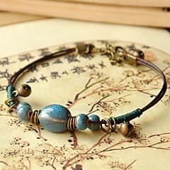 Dame Bratari Strand La modă costum de bijuterii Lemn Circle Shape Round Shape Bijuterii Pentru Zilnic Casual