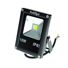 billige Udendørsbelysning-LED-projektører Bærbar Vandtæt Dekorativ Udendørsbelysning Kold hvid AC 110-130V AC 100-240V AC 220-240V AC 85-265V