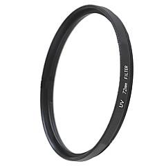 emoblitz의 72mm의 UV 자외선 보호 렌즈 필터 블랙