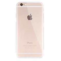 Pentru iPhone X iPhone 8 iPhone 8 Plus iPhone 6 iPhone 6 Plus Carcase Huse Ultra subțire Transparent Carcasă Spate Maska Culoare solidă