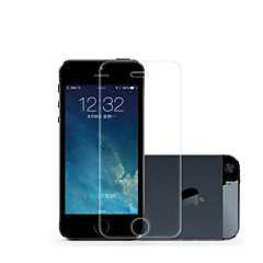 billige Skærmbeskyttelse Til iPhone SE/5s/5c/5-Skærmbeskytter Apple for iPhone 6s Plus iPhone 6 Plus iPhone SE/5s Hærdet Glas 1 stk Ultratynd Eksplosionssikker 2.5D bøjet kant 9H