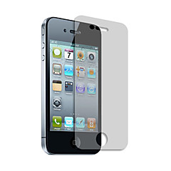 Недорогие Защитные пленки для iPhone 4s / 4-Защитная плёнка для экрана для Apple iPhone 6s / iPhone 6 3 ед. Защитная пленка для экрана HD