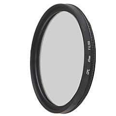 emoblitz 49mm cpl polarisant circulaire filtre de lentille