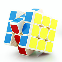 Rubik's Cube YongJun Smooth Speed Cube 3*3*3 Speed Professional Level Magic Cube ABS New Year Christmas Children's Day Gift