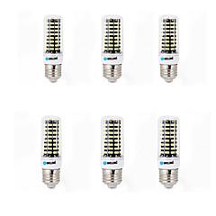 6W E14 G9 GU10 B22 E26/E27 LED Corn Lights B 80 SMD 5733 700 lm Warm White Cold White K Decorative AC 220-240 V