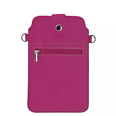 إلى نوكيا حالة محفظة / حامل البطاقات غطاء كامل الجسم غطاء لون صلب ناعم جلد اصطناعي NokiaNokia Lumia 930 / Nokia Lumia 925 / Nokia Lumia