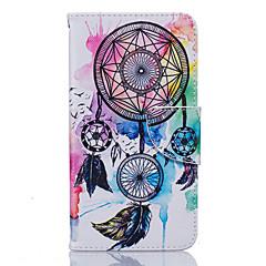 إلى نوكيا حالة محفظة / حامل البطاقات / ضد الصدمات / ضد الغبار / مع حامل غطاء كامل الجسم غطاء ملاحق الأحلام ناعم جلد اصطناعي Nokia