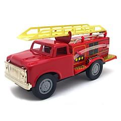 Nakręcany samochód Zabawka nakręcana Zabawkowe samochody Pociąg Wóz strażacki Zabawki Tren Metal Sztuk Prezent