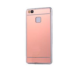 Takakuori Pinnoitus / Peili Yhtenäinen väri Akryyli Kova Tapauksessa kattaa Huawei Huawei P9 / Huawei P9 Lite / Huawei P8 Lite