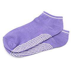 Yoga Calcetines Transpirable / Listo para vestir / A prueba de resbalones Alta elasticidad Ropa deportiva Mujer-Deportes,Yoga