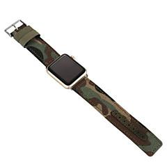 Χαμηλού Κόστους Μπρασελέ για Apple Watch-Watch μπάντα για ρολόι μήλου 38mm 42mm pu δέρμα κλασικό βραχιόλι αντικατάσταση πόρπη