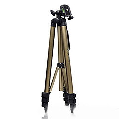 abordables Trípodes y Accesorios de Cámara-trípode de aluminio Proyector de aluminio retráctil trípode de cámara de fotograma