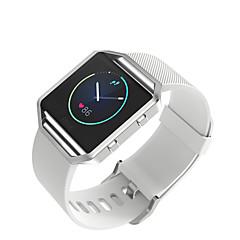 billige -Urrem for Fitbit Blaze Fitbit Sportsrem Silikone Håndledsrem