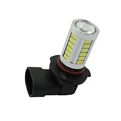 abordables Luces de Niebla de Coche-SO.K 2pcs H11 Coche Bombillas 7 W SMD 5630 600 lm 33 LED Luz Antiniebla