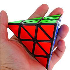 abordables Ofertas especiales-Cubo magico Cubo IQ Shengshou Pyramid Alienígena Cubo velocidad suave Juguete Educativo rompecabezas del cubo Nivel profesional Velocidad Suave Cumpleaños Clásico Niños Adulto Juguet Chico Chica